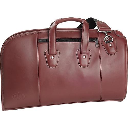 Reunion Blues Leather Flugelhorn Bag