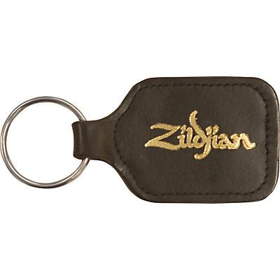 Zildjian Leather Key Ring