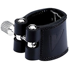 Leather Saxophone Ligature with Cap Bari Sax with Plastic Cap