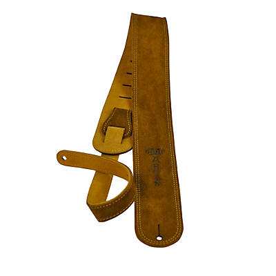 Martin Leather/Suede Guitar Strap