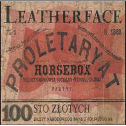 Alliance Leatherface - Horsebox