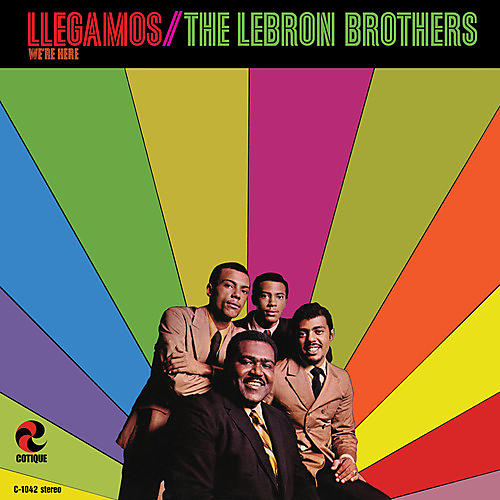 Alliance Lebron Brothers - Llegamos: We're Here