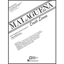 Edward B. Marks Music Company Lecuona: Malaguena Sheet Music For Classical Guitar Book