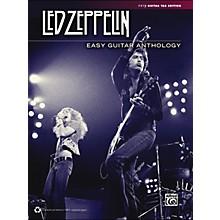 Alfred Led Zeppelin - Easy Guitar Anthology