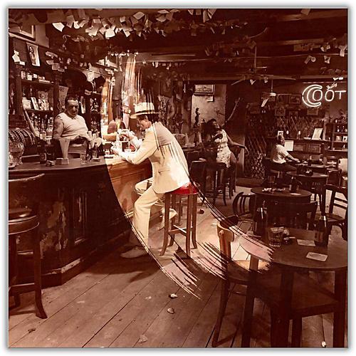 WEA Led Zeppelin - In Through the Out Door Vinyl LP
