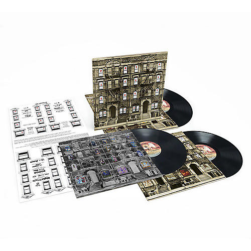 Alliance Led Zeppelin - Physical Graffiti