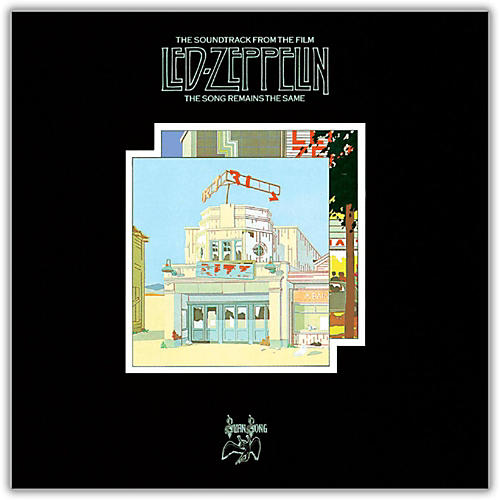 WEA Led Zeppelin - The Song Remains the Same Vinyl LP
