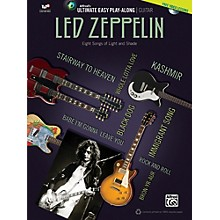 Alfred Led Zeppelin - Ultimate Easy Guitar Play-Along (Book & DVD)