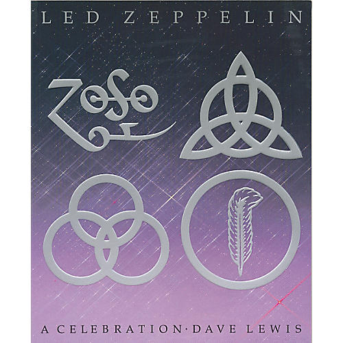 Music Sales Led Zeppelin: A Celebration (Book)