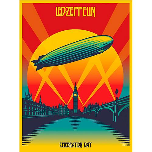 WEA Led Zeppelin Celebration Day (2CD/2DVD DLX)