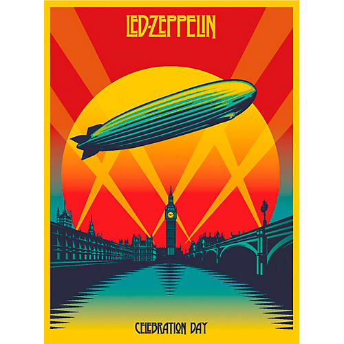WEA Led Zeppelin Celebration Day (2CD/BluRay)