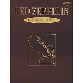 alfred led zeppelin classics guitar tab book musician 39 s friend. Black Bedroom Furniture Sets. Home Design Ideas