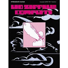 alfred led zeppelin complete guitar tab songbook musician 39 s friend. Black Bedroom Furniture Sets. Home Design Ideas