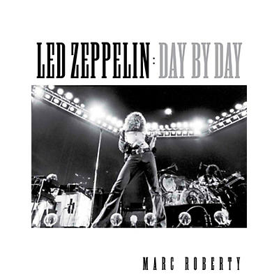 Backbeat Books Led Zeppelin Day By Day
