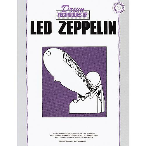 Alfred Led Zeppelin Drum Techniques