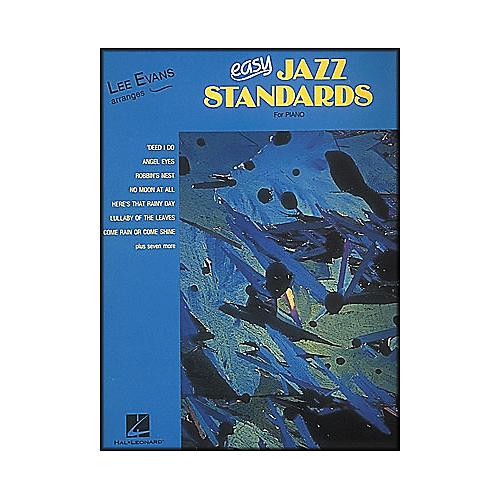 Hal Leonard Lee Evans Arranges Easy Jazz Standards for Piano