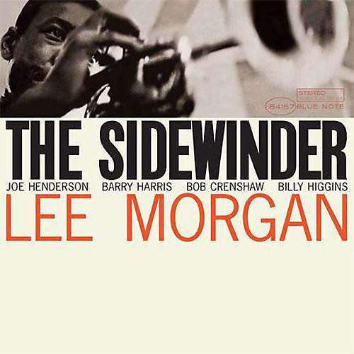 Alliance Lee Morgan - The Sidewinder