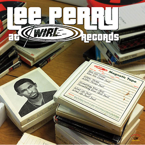 Alliance Lee Perry - At Wirl Records
