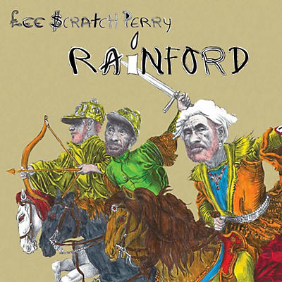 Lee Perry Scratch - Rainford