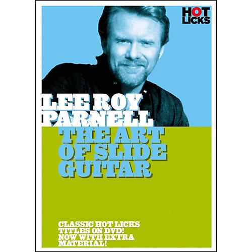 Hot Licks Lee Roy Parnell: The Art of Slide Guitar DVD