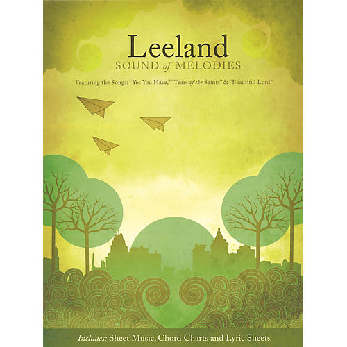Hal Leonard Leeland - Sound of Melodies Sacred Folio Series Softcover Performed by Leeland