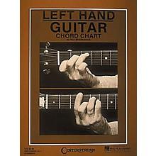 Centerstream Publishing Left Hand Guitar Chord Chart