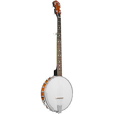 Gold Tone Left-Handed Cripple Creek Upgraded Banjo