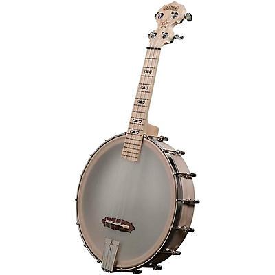 Deering Left-Handed Goodtime Banjo Ukulele