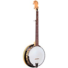 Gold Tone Left-Handed Maple Classic Banjo with Steel Tone Ring