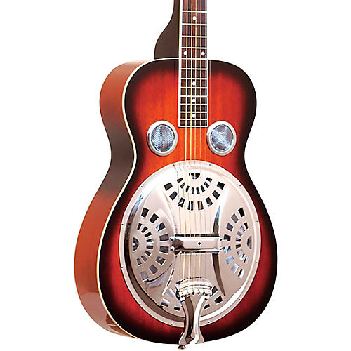 Gold Tone Left-Handed Paul Beard Signature-Series Squareneck Resonator Guitar