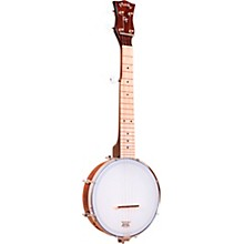 Gold Tone Left-Handed Plucky Traveler Banjo with Gig Bag