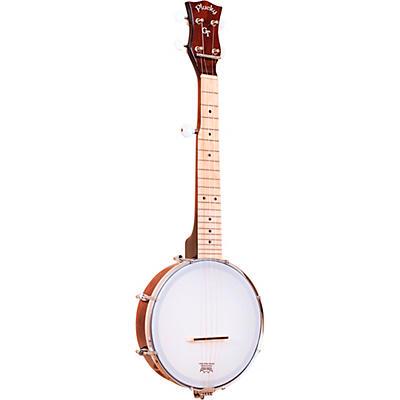 Gold Tone Left-Handed Plucky Traveler Banjo with Gig Bag