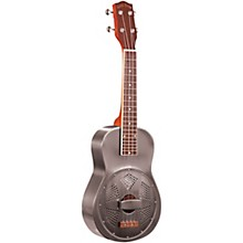 Gold Tone Left-Handed ResoUke Concert-Scale Metal Body Resonator Ukulele