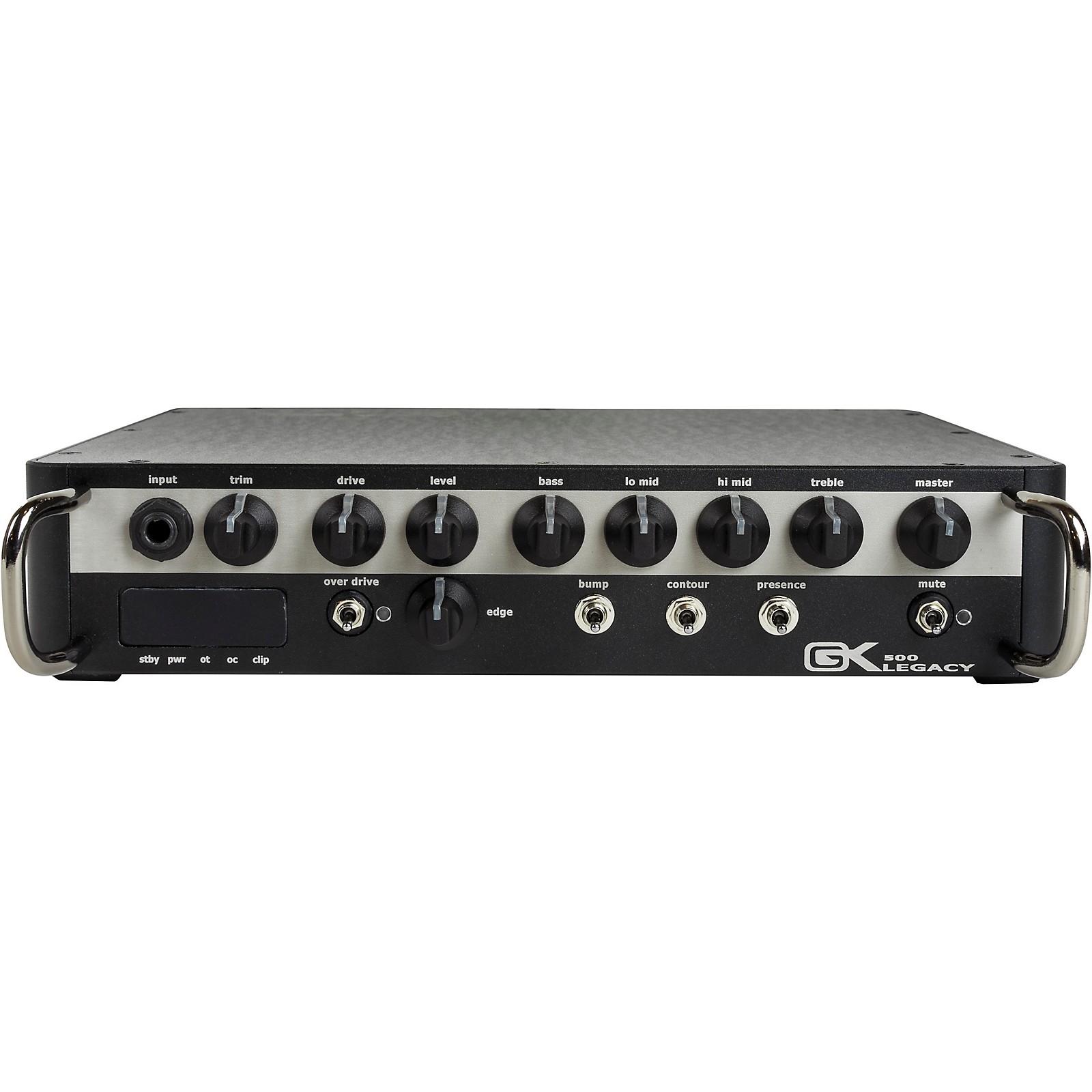 Gallien-Krueger Legacy 500 500W Bass Amp Head