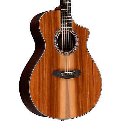 Breedlove Legacy Concert CE Redwood - East Indian Rosewood Acoustic-Electric Guitar