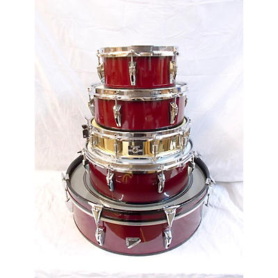 Remo Legaro Drum Kit