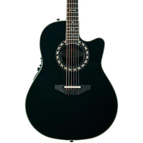 Ovation Legend 2077 AX Deep Contour Acoustic-Electric Guitar