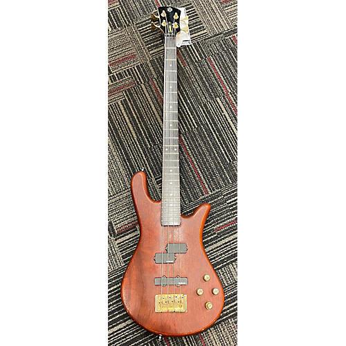 Spector Legend 4 Classic Electric Bass Guitar Natural