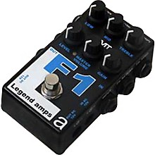 Open BoxAMT Electronics Legend Amps Series F1 Distortion Guitar Effects Pedal