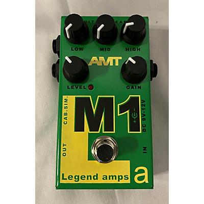 AMT Electronics Legend Amps Series M1 Distortion Effect Pedal