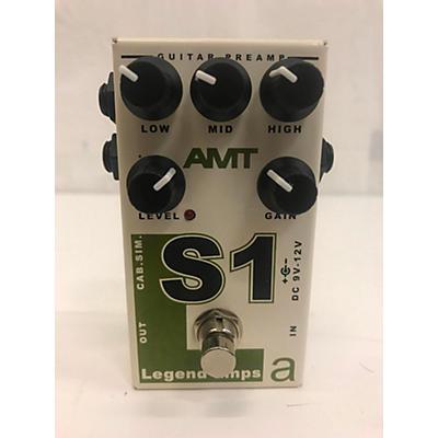 AMT Electronics Legend Amps Series S1 Distortion Effect Pedal