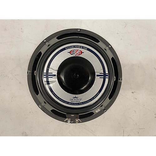 Eminence Legend B810 Raw Frame Speaker