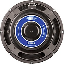 Open Box Eminence Legend BP102 10 Inch 200W Bass Speaker