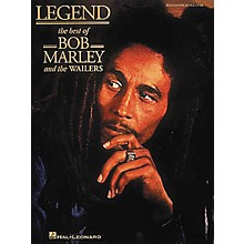 Hal Leonard Legend: The Best of Bob Marley Book