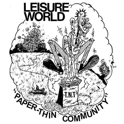 Alliance Leisure World - Paper-thin Community