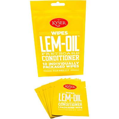 Kyser Lem-Oil Wipes