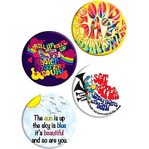 C&D Visionary Lennon & McCartney Button Set
