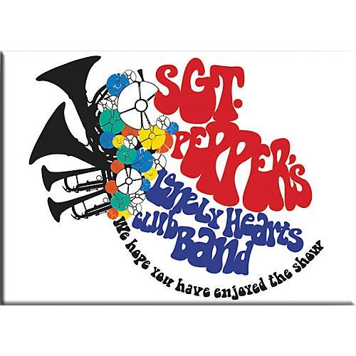 C&D Visionary Lennon & McCartney Sgt Pepper Magnet