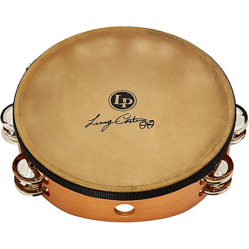 LP Lenny Castro Signature Double Row Headed Tambourine with Bag