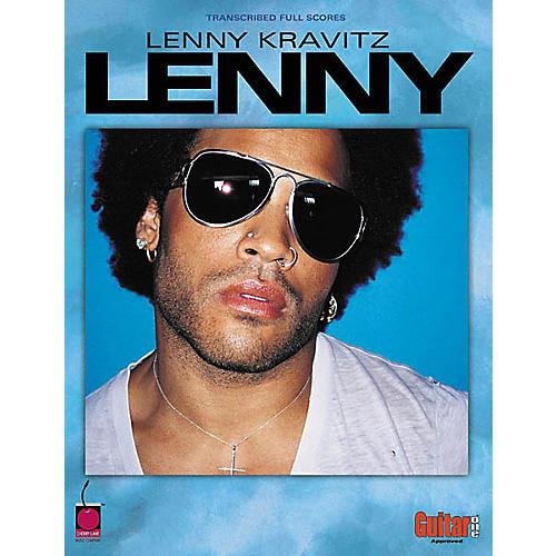 Cherry Lane Lenny Kravitz - Lenny Book